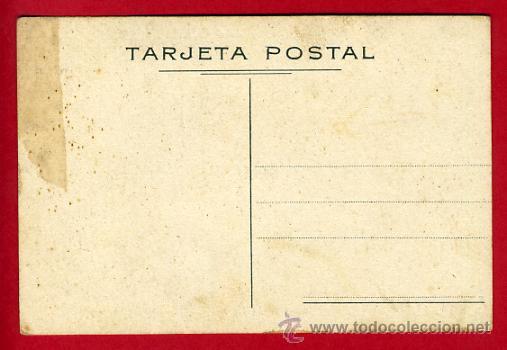 Postales: POSTAL GUERRA CIVIL , EXPOSICION LOS FERROCARRILES EN LA GUERRA, EL MANDO UNICO VICTORIA , ORIGINAL - Foto 2 - 29295474