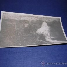 Postales: POSTAL FOTOGRAFICA GUERRA CIVIL MILICIANOS BATALLA DE ARAGON 1936 DICIEMBRE , MONTALBAN (TERUEL) . Lote 33431151