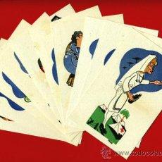 Postcards - LOTE , SERIE DE 10 POSTALES GUERRA CIVIL ESPAÑOLA,VER FOTOS ADICIONALES , ORIGINALES - 166978896
