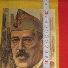 Postales: POSTAL VALENZUELA FUNDADOR LEGION ESPAÑOLA 1984. Lote 34595713