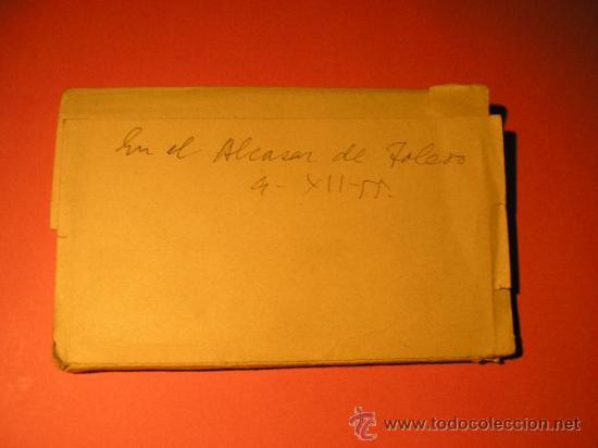 Postales: ALCAZAR DE TOLEDO,PRIMERA SERIE DE 11 POSTALES,EL GENERAL MOSCARDO,EL CAUDILLO EN EL ALCAZAR,FOURNIE - Foto 6 - 34699072