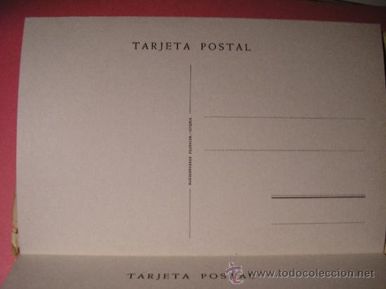 Postales: ALCAZAR DE TOLEDO,PRIMERA SERIE DE 11 POSTALES,EL GENERAL MOSCARDO,EL CAUDILLO EN EL ALCAZAR,FOURNIE - Foto 10 - 34699072