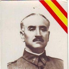 Postales: GENERAL QUEIPO DE LLANO. Lote 34994930