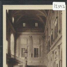Postales: ALCAZAR DE TOLEDO ESCALERA PRINCIPAL ANTES DEL 21 DE JULIO DE 1936- H. ARTE - (12.097). Lote 35016082