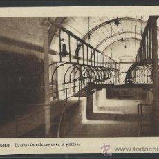 Postales: ALCAZAR DE TOLEDO - TUMBAS DE DEFENSORES EN LA PISCINA - H. ARTE - (12.105). Lote 35016230