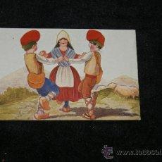 Postales: ANTIGUA POSTAL CATALANISTA DE LA GUERRA CIVIL ESPAÑOLA, DE 1937. REPUBLICANA. . Lote 35719609