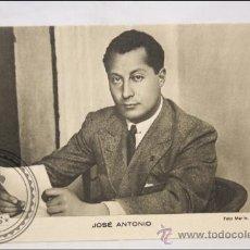 Postcards - Antigua Tarjeta Postal - José Antonio Primo de Rivera - Sin circular - 39279200