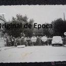 Postales: (JX-1057)POSTAL FOTOGRAFICA DE TROPAS NACIONALES EN LA FRONTERA DE HENDAYA-GUERRA CIVIL. Lote 39325804