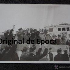 Postcards - (JX-1065)POSTAL FOTOGRAFICA DEL CONDE ALDO ROSSI EN MALLORCA,FOTO STA.EULALIA-GUERRA CIVIL - 39411633