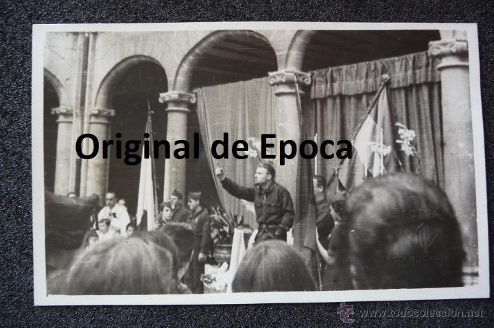 (JX-1068)POSTAL FOTOGRAFICA DEL CONDE ALDO ROSSI EN MALLORCA,FOTO STA.EULALIA-GUERRA CIVIL (Postales - Postales Temáticas - Guerra Civil Española)