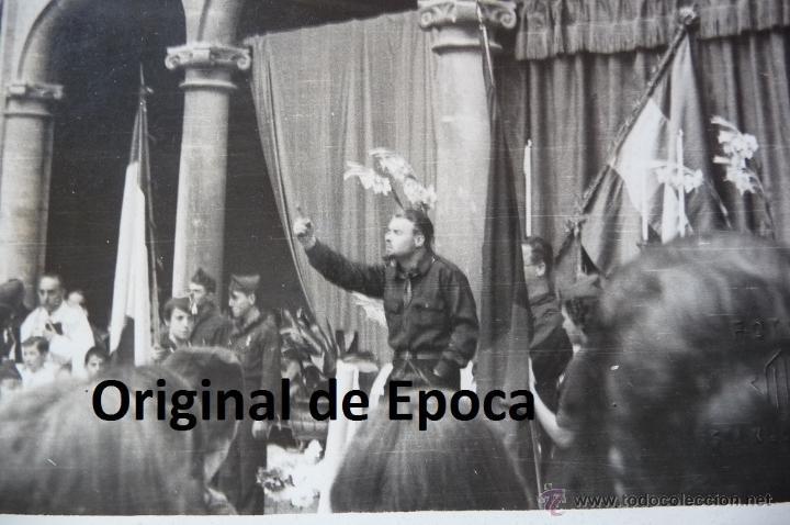 Postales: (JX-1068)POSTAL FOTOGRAFICA DEL CONDE ALDO ROSSI EN MALLORCA,FOTO STA.EULALIA-GUERRA CIVIL - Foto 2 - 39411652