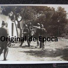 Postcards - (JX-1069)POSTAL FOTOGRAFICA DEL CONDE ALDO ROSSI EN MALLORCA-GUERRA CIVIL - 39411657