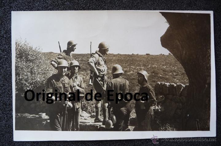 (JX-1070)POSTAL FOTOGRAFICA DEL CONDE ALDO ROSSI EN MALLORCA-GUERRA CIVIL (Postales - Postales Temáticas - Guerra Civil Española)