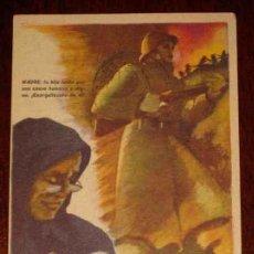 Postcards - ANTIGUA POSTAL DEL COMISARIADO DE GUERRA INSPECCION DEL CENTRO - PLENA GUERRA CIVIL - EJERCITO DEL C - 38258945