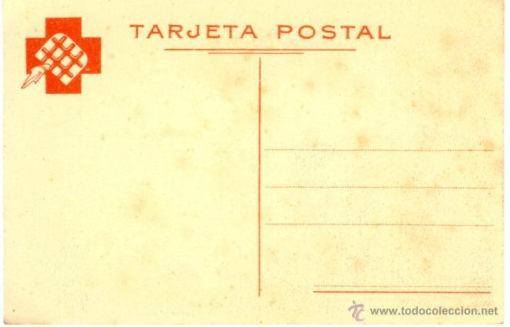 Postales: Postal República Ayuda al Niño - Colabora con el Socorro Rojo Internacional Valencia - Guerra Civil - Foto 2 - 40711610