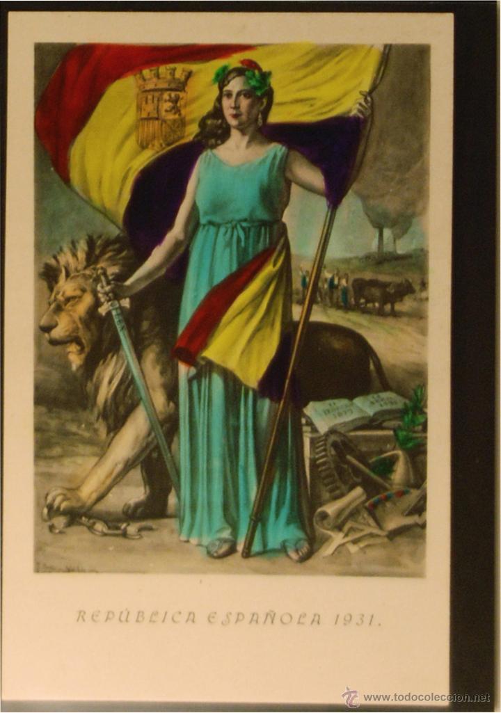 POSTAL ORIGINAL GUERRA CIVIL - REPUBLICANA (Postales - Postales Temáticas - Guerra Civil Española)