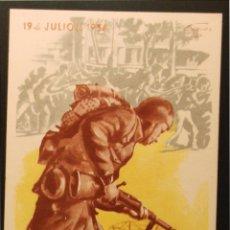 Postcards - POSTAL ORIGINAL GUERRA CIVIL - REPUBLICANA - ASI ES ESPAÑA - 43295998