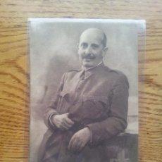 Postales: ANTIGUA POSTAL DEL GENERAL DAVILA - GUERRA CIVIL ESPAÑOLA - POR JALON ANGEL - FORJADORES DEL IMPERIO. Lote 43818165
