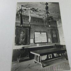 Postales: Aª POSTAL-ESPAÑA-ALCÁZAR DE TOLEDO-CONVERSACIÓ GENERAL MOSCARDÓ CON SU HIJO-23 JULIO 1936-.. Lote 45003781