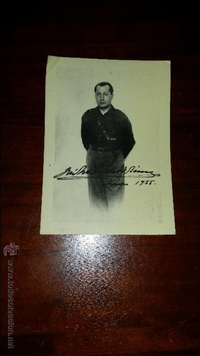 POSTAL JOSE ANTONIO PRIMO DE RIVERA (Postales - Postales Temáticas - Guerra Civil Española)