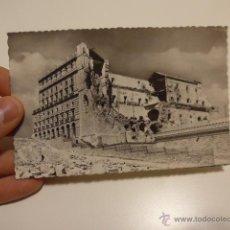 Postales: ANTIGUA POSTAL DEL ALCAZAR DE TOLEDO DESPUES DEL ASEDIO, GUERRA CIVIL. Lote 46794355