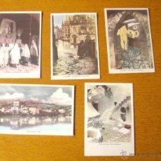 Postcards - Lote postales falange - 47349557