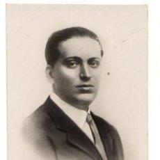 Postales: TARJETA POSTAL JOSE CALVO SOTELO. COBARDEMENTE ASESINADO EL 13 DE JULIO DE 1936. Lote 52961835