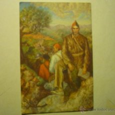Postales: POSTAL CRUZ ROJA LOS GERRILLEROS CONFEDERALES DURRUTI ---BB. Lote 53173505