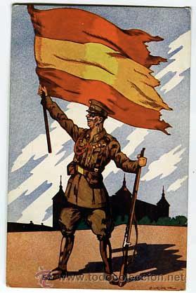 GUERRA CIVIL POSTAL ALCAZAR DE TOLEDO. SERIE SALVADORES DE ESPAÑA. ED. URIARTE. SIN CIRCULAR (Postales - Postales Temáticas - Guerra Civil Española)
