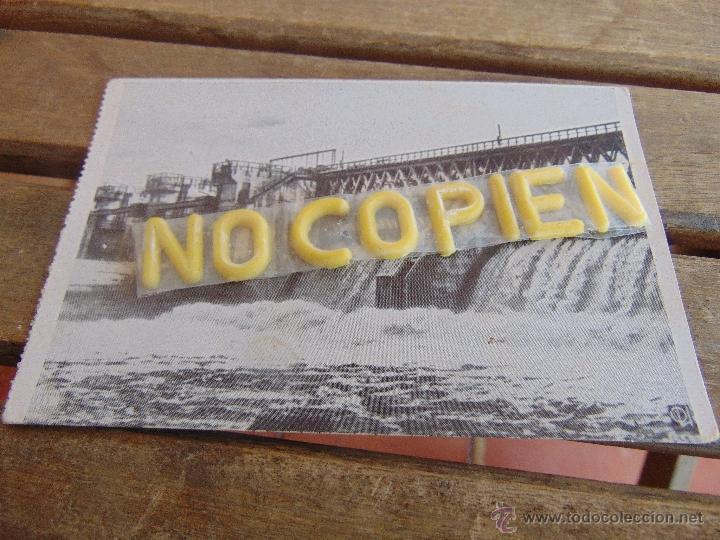 TARJETA POSTAL AMIGOS UNION SOVIETICA NUEVO CANAL MAR BALTICO MAR BLANCO (Postales - Postales Temáticas - Guerra Civil Española)