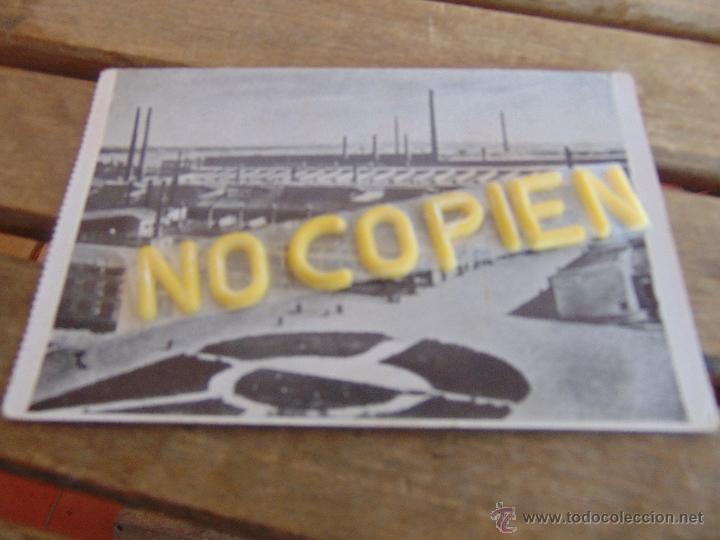 TARJETA POSTAL AMIGOS UNION SOVIETICA CONSTRUCCIONES MECANICAS OURALMACH (Postales - Postales Temáticas - Guerra Civil Española)