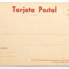 Postales: TARJETA POSTAL PATRIÓTICA FRANCO. CAUDILLO ESPAÑOL. EPOCA DE LA GUERRA CIVIL. FALANGE ESPAÑA. Lote 212839926
