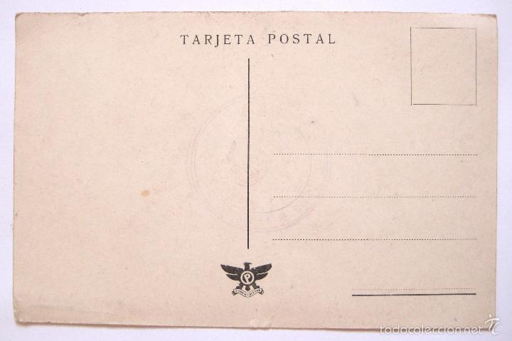 Postales: TARJETA POSTAL PATRIÓTICA FRANCO *LA VERDAD NO TEME NI OFENDE* GUERRA CIVIL ESPAÑOLA. ESPAÑA - Foto 2 - 55095382