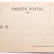 Postales: TARJETA POSTAL PATRIÓTICA FRANCO. CAUDILLO ESPAÑOL. EPOCA DE LA GUERRA CIVIL. FALANGE ESPAÑA. Lote 212839993