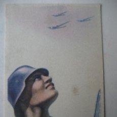 Postales: CARA AL SOL. Nº 7. ARTES GRAFICAS LABORDE Y LABATEN. TOLOSA. SIN CIRCULAR. Lote 55571169