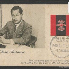 Postales: CASA MELITON - CALAHORRA - CIRCULADA - VER REVERSO- (42.878). Lote 56300209