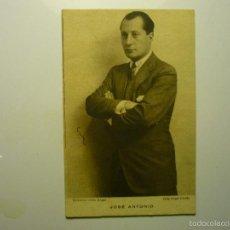 Postales: POSTAL JOSE ANTONIO-FOTO A.CORTES BB. Lote 56376201