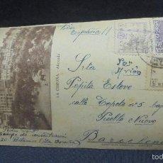 Postales: POSTAL CAMPO DE CONCENTRACION GRUPO 20 BETANZOS - LA CORUÑA - 1939. Lote 57060785