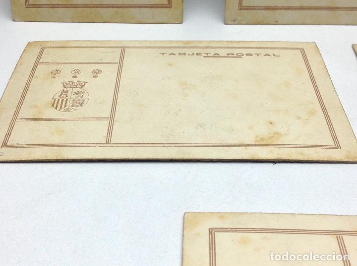 Postales: LOTE DE POSTALES EPOCA REPUBLICA PINTADAS J.CABEZA. - Foto 10 - 65660890