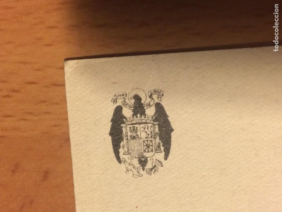 Postales: Postal original levante.organo fet de las jons valencia.revolucion sindicalista.antoli candela - Foto 4 - 83852247
