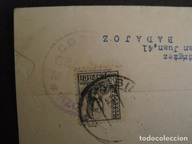 Postales: POSTAL PUBLICIDAD -PABLO FIERRO-BILBAO - GUERRA CIVIL -CENSURA MILITAR 1937-VER FOTOS -(V-8830) - Foto 2 - 75257435