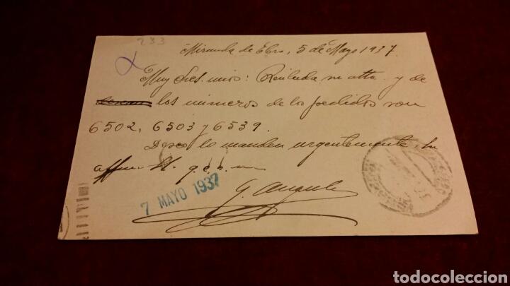 Postales: Tarjeta postal patriótica nacional guerra civil - Foto 2 - 76481902