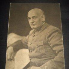 Postales: MARTIN MORENO. POSTAL GENERALES DEL FRANQUISMO. GUERRA CIVIL. FOTOGRAFO JALON ANGEL ZARAGOZA. Lote 77576021