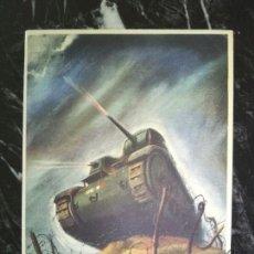 Postales: POSTAL DEL PNF 1942 CIRCULADA. Lote 78516385