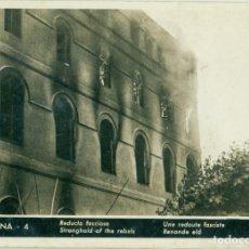 Postcards - BARCELONA.REDUCTO FACCIOSO. CNT. FAI. HACIA 1936.ESCRITA AL DORSO. - 86148852