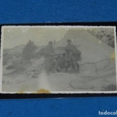 Postcards - POSTAL FOTOGRAFICA GUERRA CIVIL MILICIANOS FRENTE DE ARAGON ( MONTE OSCURO ) JUNY 1937 - 93690935