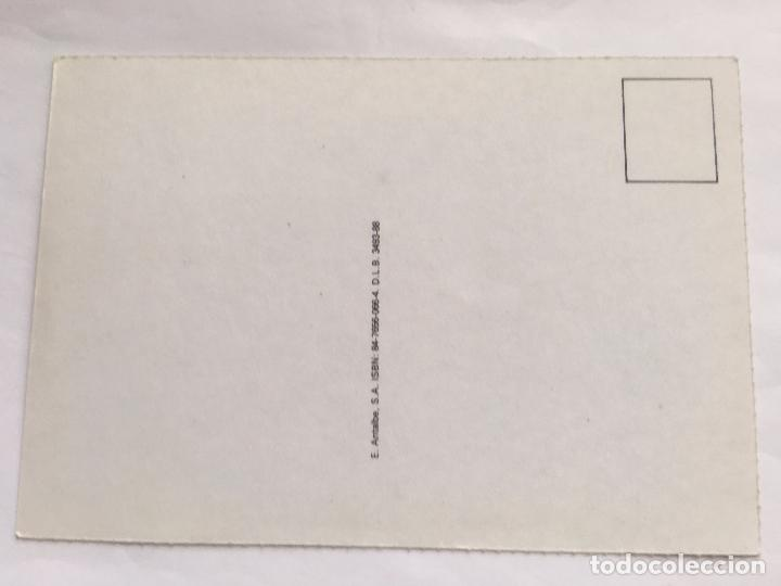 Postales: RM400 TARJETA POSTAL DIBUJO CAMION GUERRA CIVIL REPUBLICA REPUBLICANOS? - Foto 2 - 98055279