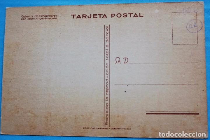 Postales: Tarjeta Postal CARMENCITA FRANCO por Jalón Angel . - Foto 2 - 99228811