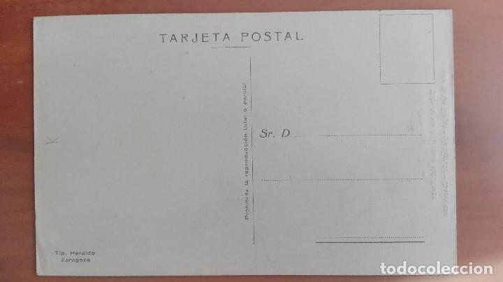 Postales: POSTAL GUERRA CIVIL BANDO NACIONAL GENERAL MOLA POR ANGEL JALÓN FOTOGRAFO ZARAGOZA ED HERALDO FRANCO - Foto 2 - 101279483