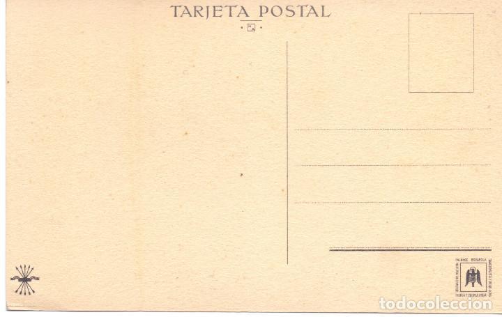 Postales: TARJETA POSTAL GENERAL MOLA FALANGE ESPAÑOLA PROPAGANDA GUERRA CIVIL - Foto 2 - 102736739